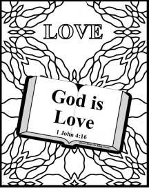 Bible Coloring Stock Illustrations – 709 Bible Coloring Stock ... | 280x216
