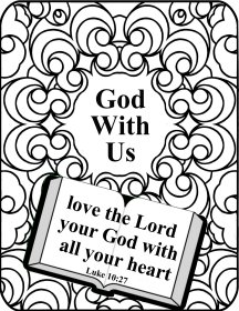 Bible-coloring-page-about-God-9
