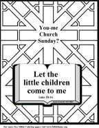 Bible-Coloring-Church-#3