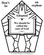 Bible-Coloring-Church-#4