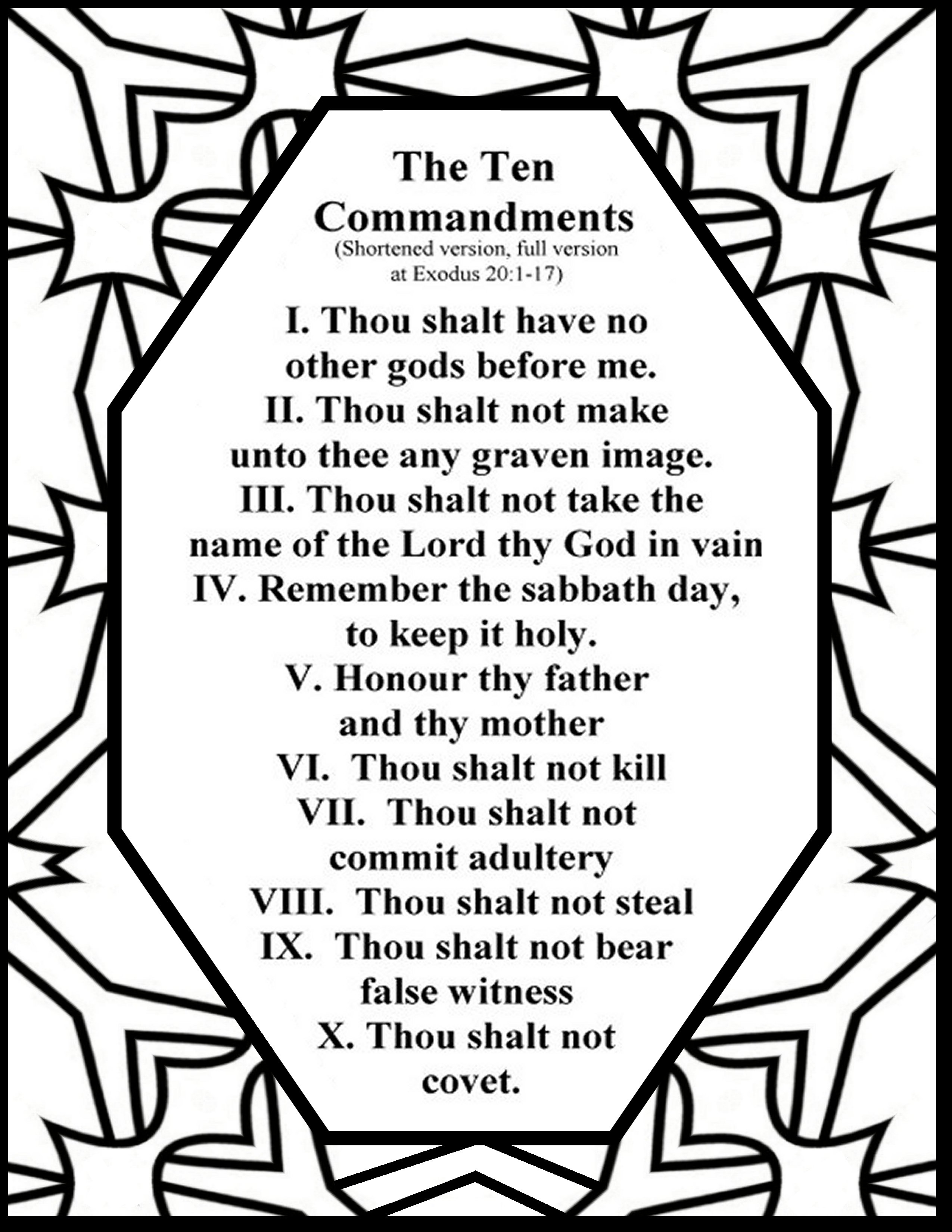 Bible-coloring-ten-commandments