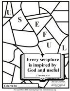 Free-Bible-Coloring-pages-about-scripture-#1