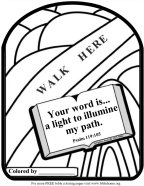 Free-Bible-Coloring-pages-about-scripture-#7