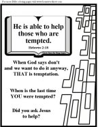Bible-Coloring-about-Temptation-#1