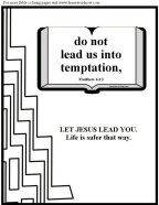 Bible-Coloring-pages-about-Temptation-#3